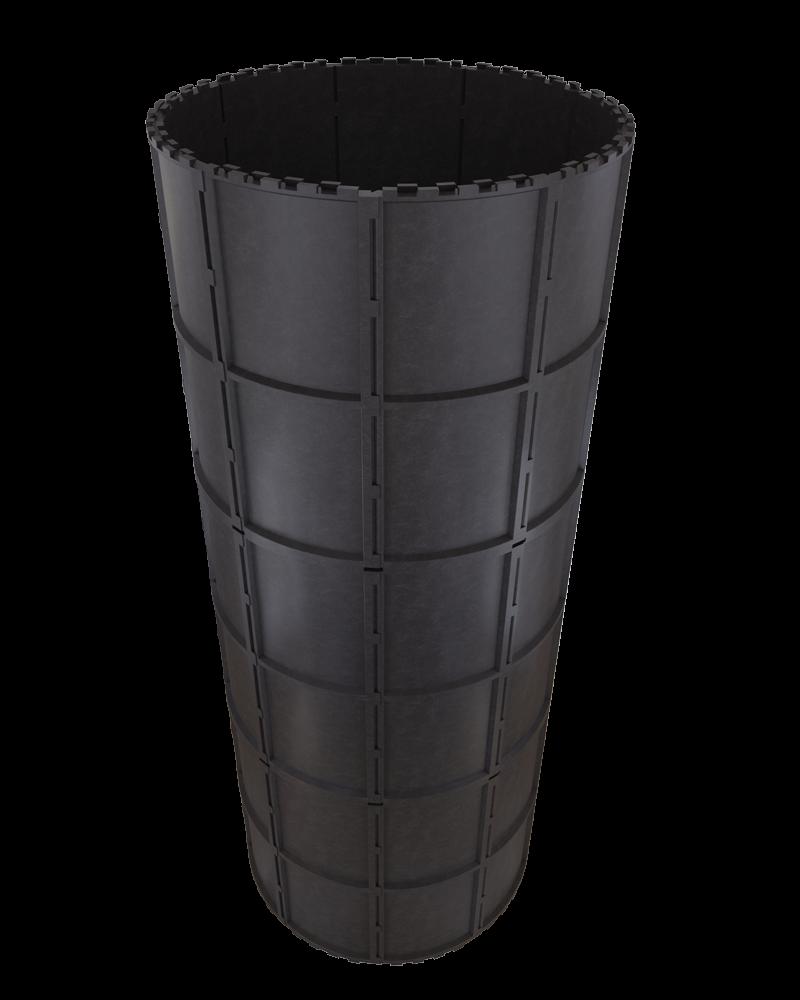 Кожух защитный изоляционного покрытия трубопроводов ПВЕК «Барьер-М»