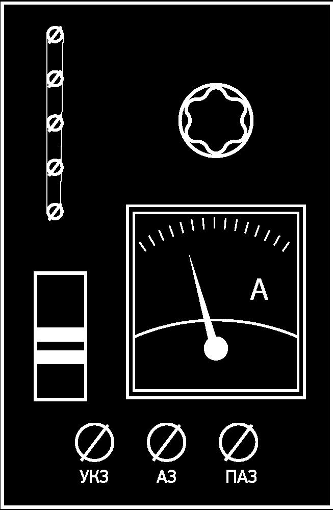 РКТ (блок регулировки и контроля тока)