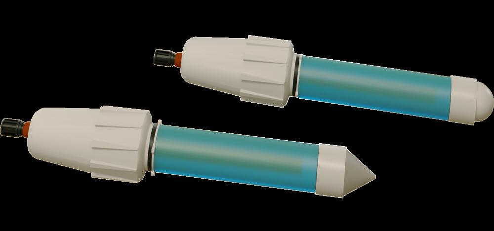 Электрод сравнения медносульфатный переносной ПВЕК.ЭСМП